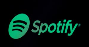 The world's most popular paid music streaming service said premium subscribers rose 30 per cent from a year earlier to 108 million, but missed analysts' expectation of 108.5 million. File photograph: Brendan McDermid/Reuters