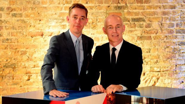 Ryan Tubridy's audience of 331,000 is up 21,000 year-on-year, while Radio 1 colleague Ray D'Arcy's is 223,000, up 4,000 over the year. Photograph: Cyril Byrne