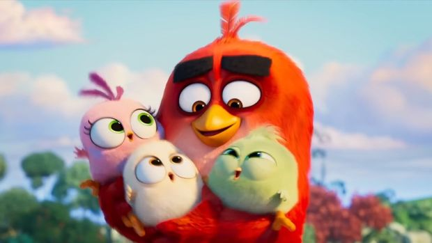 New this week: The Angry Birds Movie 2