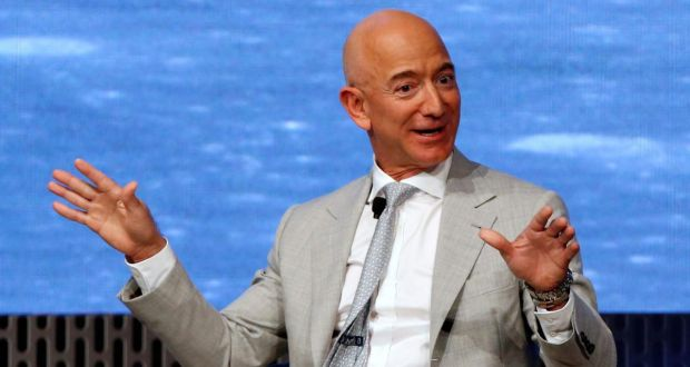 Image result for Jeff Bezos: