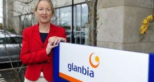 Glanbia chief executive Siobhán Talbot. The company's share price was down 8.2% to €10.83 on Thursday.