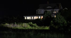 The Hyannis Port Yacht Club by the Kennedy Compound where police are investigating the death of Saoirse Kennedy Hill. Photograph: Reuters