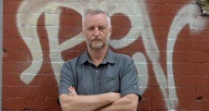 Billy Bragg: the singer thinks the age has passed when music can act as a vehicle for social change. Photograph: Alan Betson