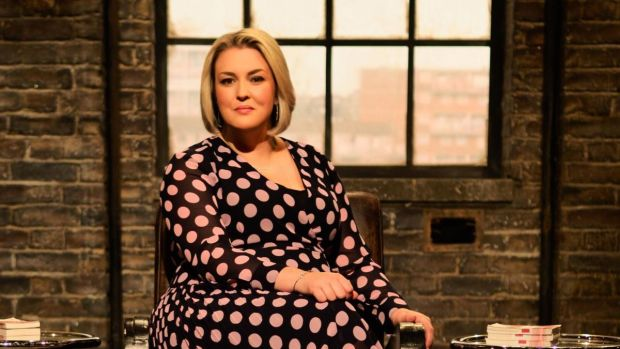 Sara Davies on Dragons' Den