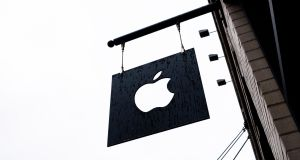 Apple was nudged by a legal change around companies filing accounts with the Companies Registration Office. Photograph: Justin Lane