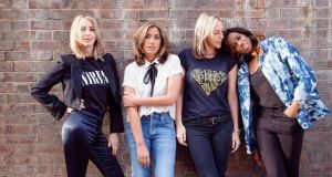 All Saints will bring the Bulmers Live series of gigs at Leopardstown Racecourse to a close.