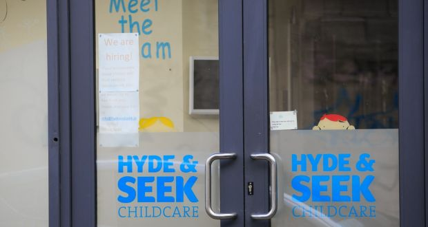 Creche companies led by Deirdre and Padraig Kelly record