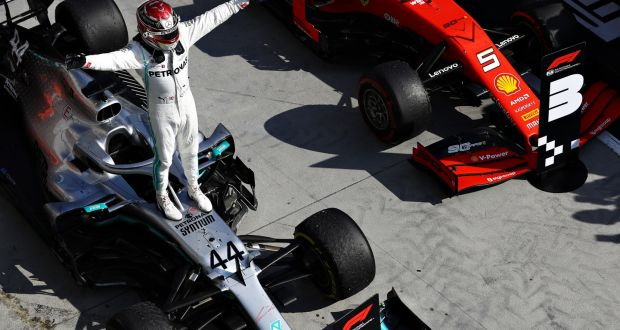 Lewis Hamilton and Mercedes deliver Hungary masterclass