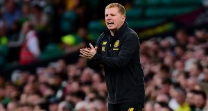 The potential clash with last year's Europa League quarter-finalists was one Celtic will have wanted to avoid. Photograph: Getty Images