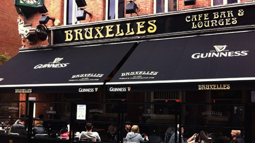 Bruxelles of Harry Street (just off Grafton St).