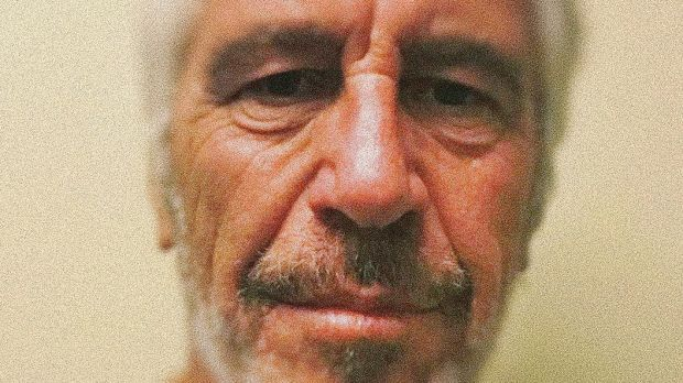 Jeffrey Epstein: the US financier was fascinated with improving the human population through technologies like genetic engineering and artificial intelligence. Original photograph: New York State Sex Offender Registry