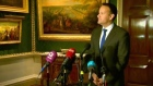 Varadkar 'not fatalistic' about no-deal Brexit