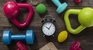 Exercising in the morning is more effective than post-3pm workouts for losing weight, a new US study has found. Photograph: iStock