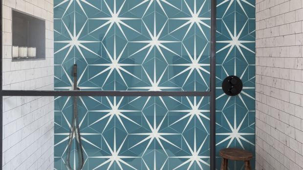 Tilestyle's Ca'Pietra collection and designed by creative director Hamish Smith