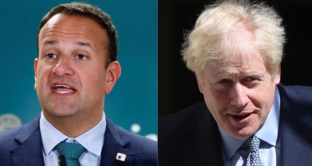 Varadkar and Johnson 'planning to meet', says Minister