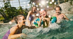 Win a three night family weekend break at Center Parcs Longford Forest