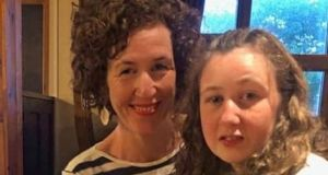 Meabh Quoirin with her daughter Nora Quoirin who has vanished while on holiday in Malaysia. Photograph via PA/Wire