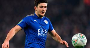 Manchester United has just bought Leicester City's Harry Maguire for a reported fee of £80m - but how many Fantasy Premier League players will splash out on the defender? Photograph: Paul Ellis / AFP.