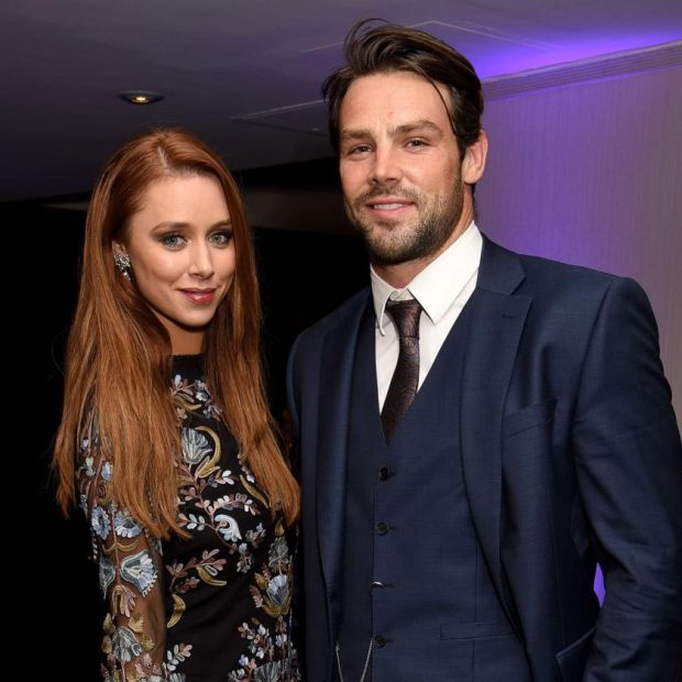 First marriage: Ben Foden with Una Healy in 2016. Photograph: Dave Hogan/Getty