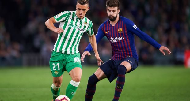 on sale 4426b 7cfe3 Tottenham agree €60m fee with Real Betis for Giovani Lo Celso