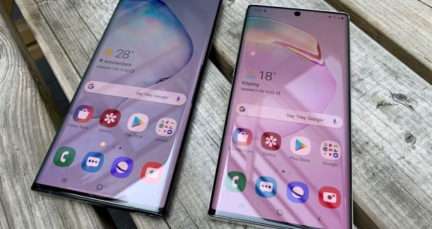 Hands on with the new Samsung Galaxy Note 10