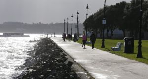 Sandymount Strand, famed in song and story, holds a special place in the hearts of Dubliners. Photograph: Nick Bradshaw
