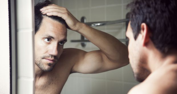 Hair loss can occur for a variety of reasons, such as pattern baldness or as a result of stress or illnesses. Photograph: iStock