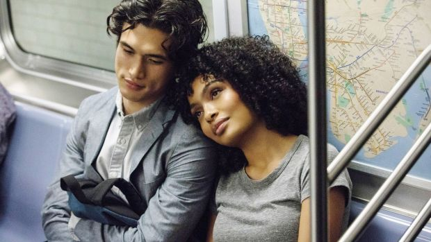 New this week: Charles Melton and Yara Shahidi in The Sun Is Also a Star
