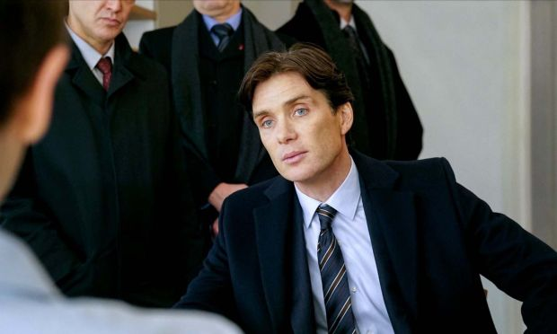 Cillian Murphy in Anna, directed by Luc Besson
