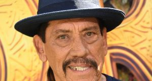 Danny Trejo is best known for his roles in Heat and Machete. Photograph: Valerie Macon/AFP/Getty Images
