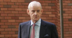 Larry Goodman:  it is at his exploits in the healthcare industry, the trio of Irish private hospitals in which he is involved, where we have witnessed the full breadth of his approach to business. File photograph: Alan Betson