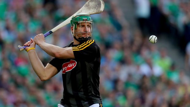 Eoin Murphy: Kilkenny's goalkeeper will be targeting the aerial power of proven ball-winners like TJ Reid and Walter Walsh. Photograph: Oisín Keniry/Inpho