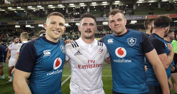 Ireland duo Murphy and Conway looking to win in the Japan numbers game