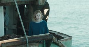 Sea Fever: Neasa Hardiman's film stars Hermione Corfield, Connie Nielsen and Dougray Scott in a science-fiction tale about a marine-biology student confronting a mysterious organism on an Atlantic trawler