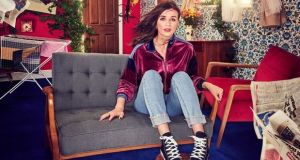 Irish comedian Aisling Bea plays Áine, the fluently sardonic, kohl-eyed protagonist of This Way Up