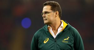 Springboks on verge of first title since 2009