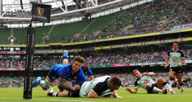 Ireland 29 Italy 10 - Ireland player ratings