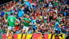Mayo were no match for Dublin, the RTE panel would tell us that nobody are, or will be. Photograph: Tommy Dickson/Inpho
