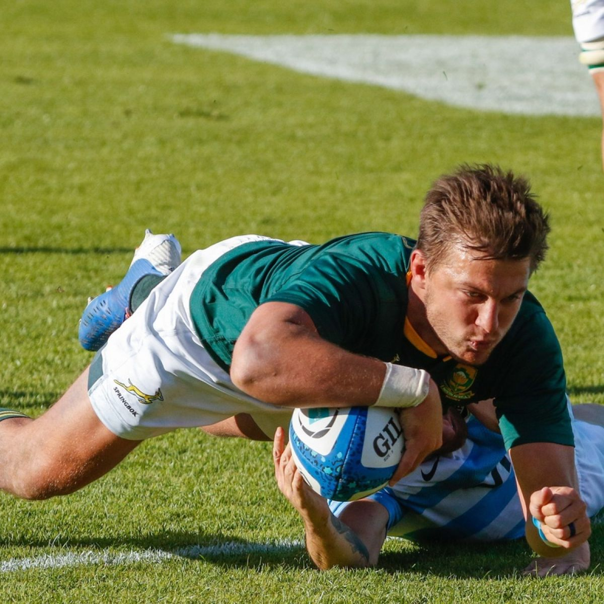 Pollard inspires South Africa as they lift title for first