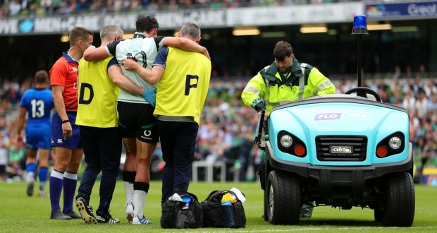 Joe Schmidt's best-laid plans for Japan could be torn up by injury