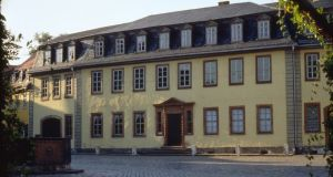 Goethe House, Weimar: at its best, the republic enshrined human rights and, at its worst, left ajar a door to the instability that aided Hitler's rise to power in 1933. Photograph:  Klassik Stiftung Weimar
