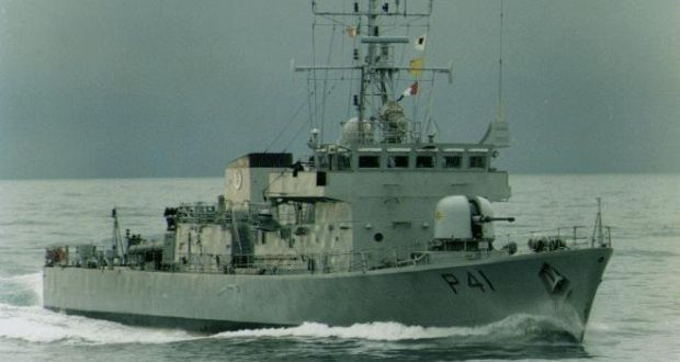 Internal documents show frustration over Naval Service ships controversy