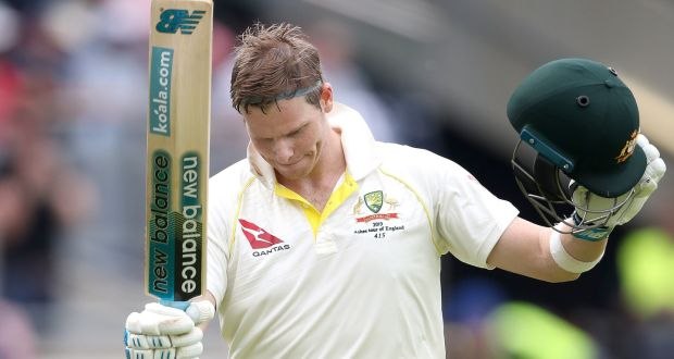 Steve Smith - the best at his best, defying the odds