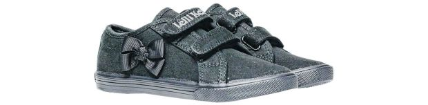 Schuh: Lelli Kelly black Lily junior trainers €25