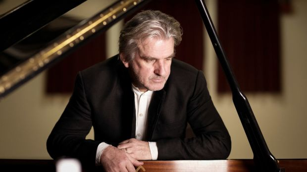 Pianist Barry Douglas: His handling of Pictures at an Exhibition was individual and fearless