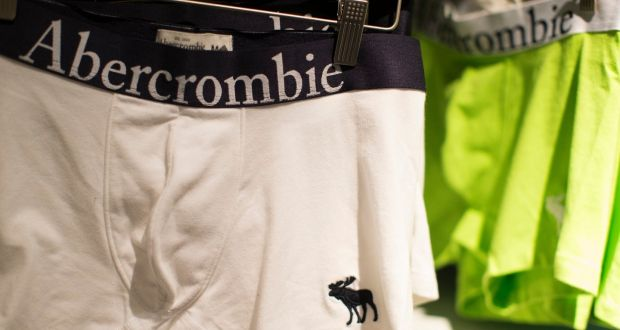 Profits drop at Irish arm of Hollister and Abercrombie & Fitch