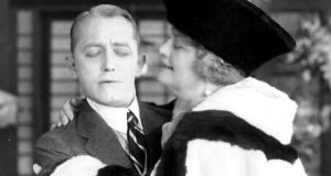 George M Cohan and Ida Darling in Broadway Jones in 1917. Photograph: Wikimedia Commons