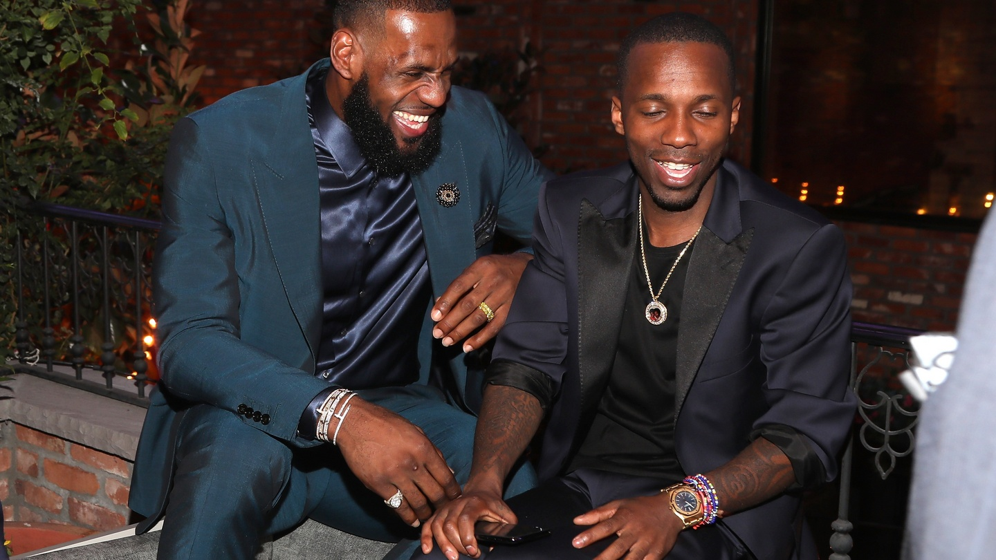 How LeBron James and Rich Paul got one