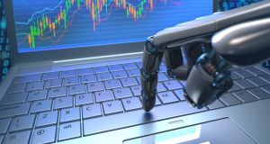 Processing bulk wire transfers is one area in which the robots are being used at the lender. Photograph: iStock