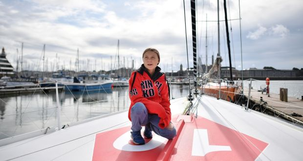 910f16364f6 The Irish Times view on Greta Thunberg: A vital voice